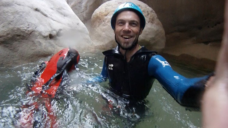Terreo Canyoning Annecy - Haute-Savoie