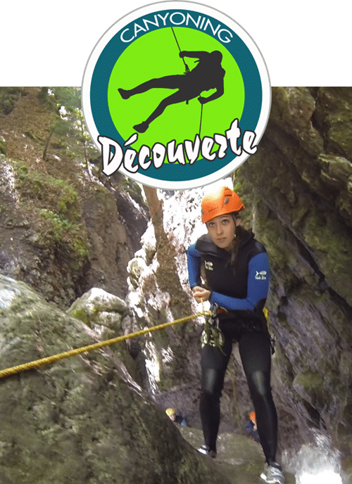 CANYONING DECOUVERTE ANNECY