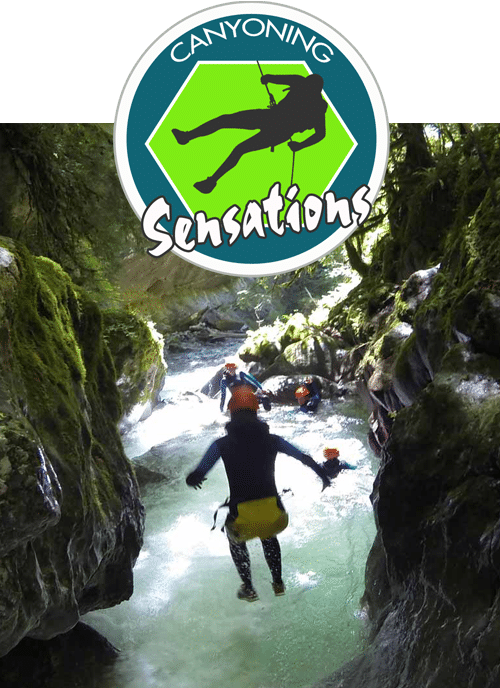 CANYONING SENSATIONS ANNECY